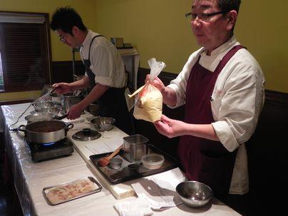 神楽坂アルベラータ料理教室01
